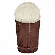 AL2003 Altabebe Зимний конверт Nordic Pram & Car seat, brown/whitew